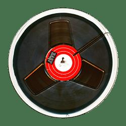reel-to-reel tape spool for digital conversion