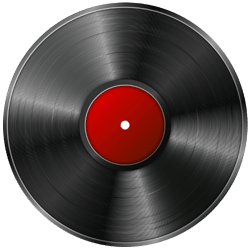 gramophone record for digital conversion