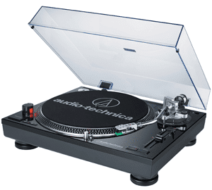 Pyle Pro record player for audio capture to DVD